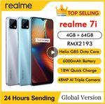 Realme 7i со скидкой 18%