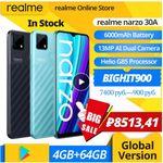 Realme Narzo 30A со скидкой 26%