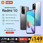 Redmi 10 со скидкой 65%