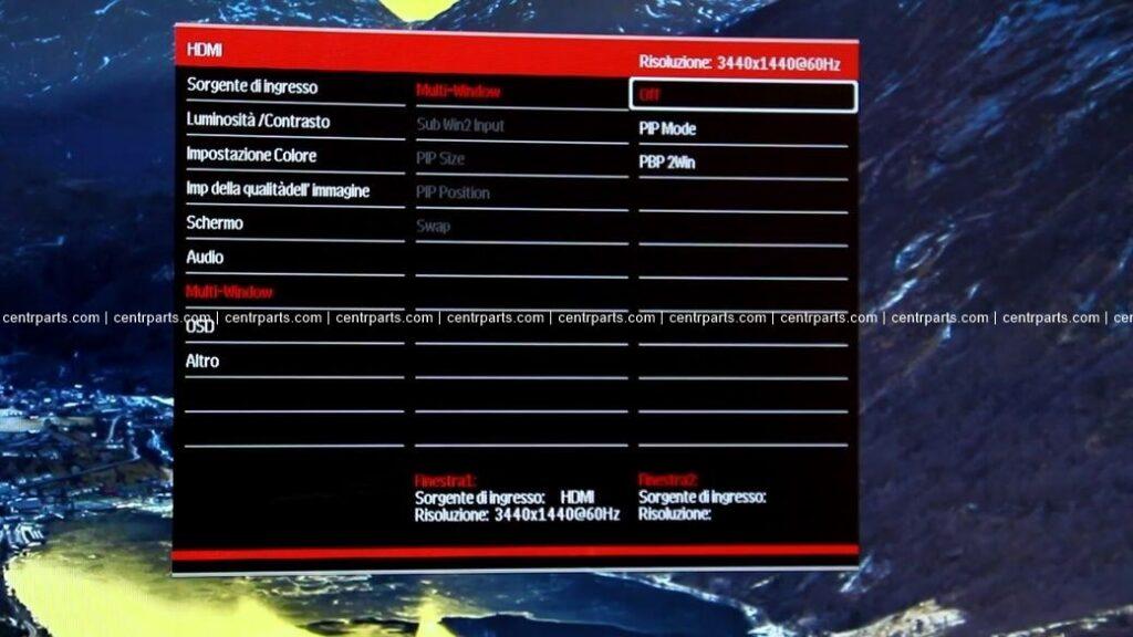 BlitzWolf BW-GM3 Обзор: Изогнутый игровой монитор 34 дюйма и 165 Гц