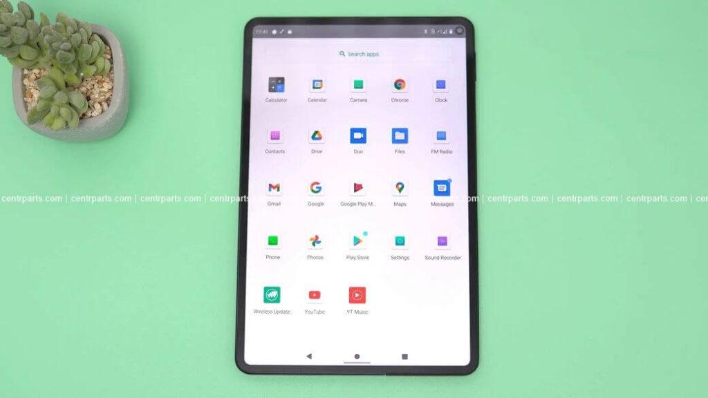 Chuwi HiPad Pro Обзор: На что способен современный клон iPad Pro?