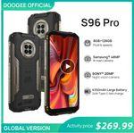 Doogee S96 Pro со скидкой 18%
