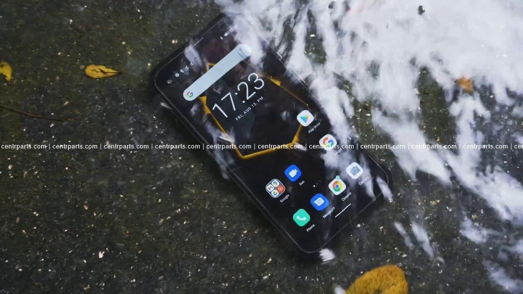 Doogee V10 Обзор: Мощный защищенный смартфон с 5G и термометром