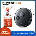 Dreame Bot L10 Pro со скидкой 44%
