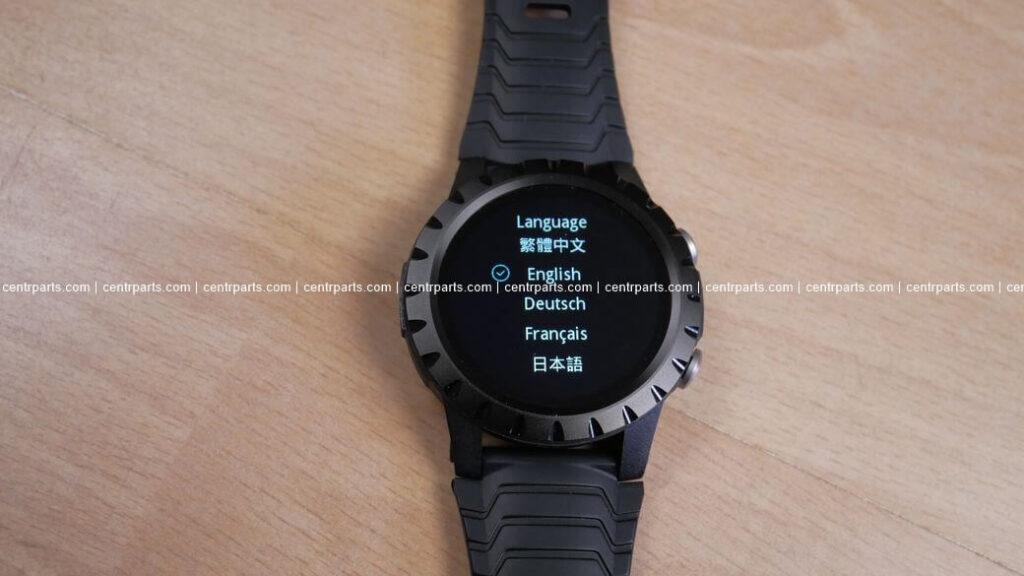 Zeblaze Stratos Обзор: Спортивные умные часы с GPS модулем