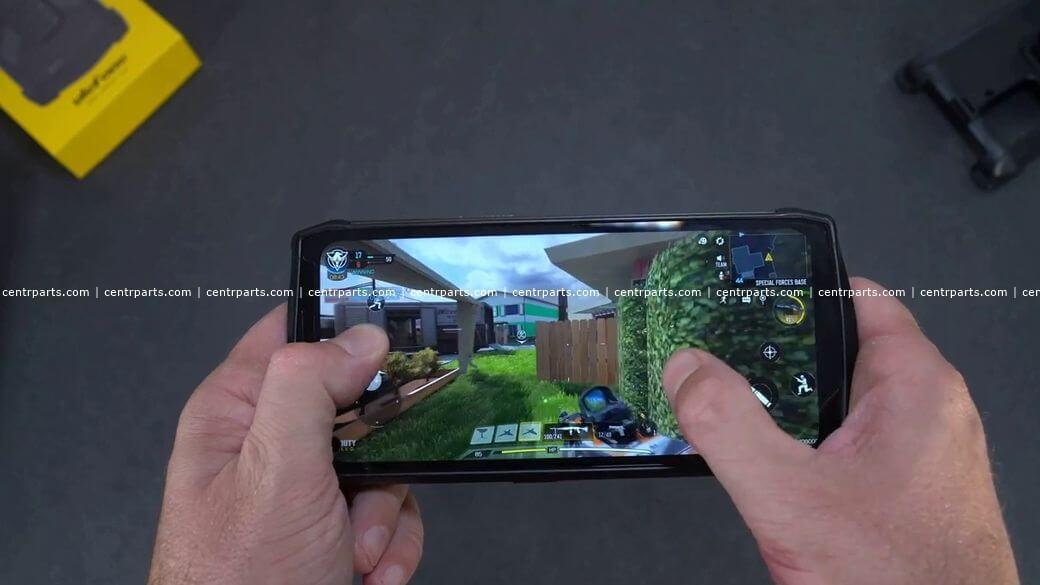 Ulefone Power Armor 13 Обзор: Гигантский защищенный смартфон с 13200 мАч