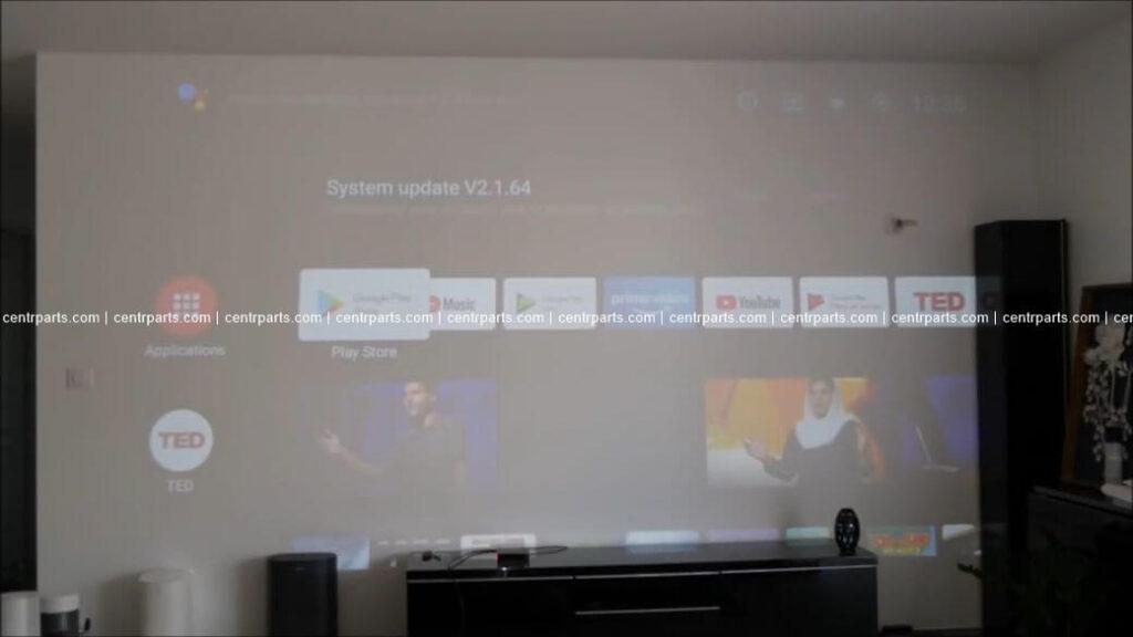 XGIMI Horizon Обзор: Премиальный DLP проектор за $1000