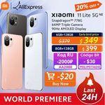 Xiaomi 11 Lite 5G NE со скидкой 30%