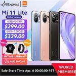 Xiaomi Mi 11 Lite со скидкой 20%