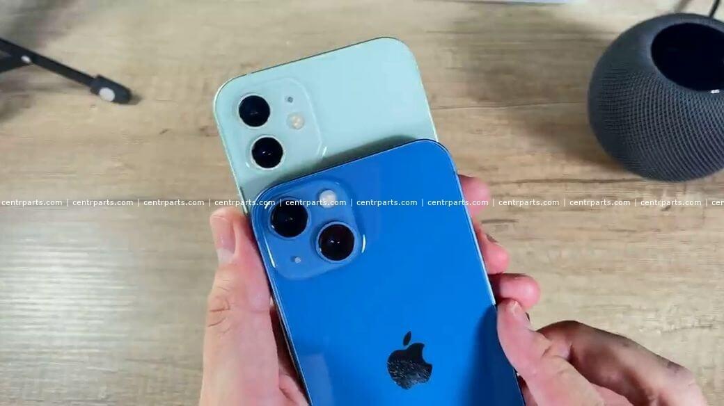 iPhone 12 vs iPhone 13 Обзор: Полное сравнение и главные отличия