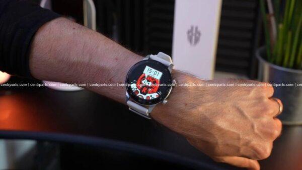 Nubia RedMagic Watch Обзор: Неужели это новые игровые умные часы?