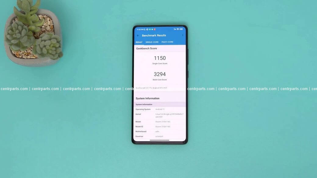 Xiaomi Mi Mix 4 Обзор: Скрытая селфи камера под экраном смартфона